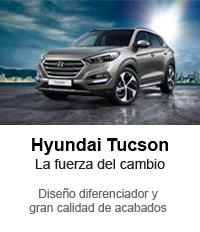 Hyundai Tucson. La fuerza del cambio