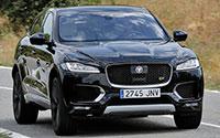 Jaguar F-PACE. Imágenes