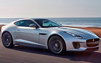 Jaguar F-Type. Imágenes exteriores.