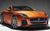 Jaguar F-Type SVR. Imágenes
