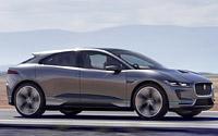 Jaguar I-PACE Concept. Imágenes exteriores.