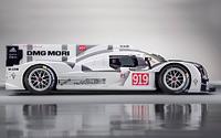 Le Mans. Porsche en las 24 horas de Le Mans 2015