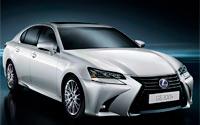 Lexus GS. Imágenes