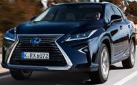 Lexus RX. Imágenes
