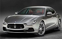 Maserati Ghibli. Imágenes exteriores.