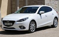 Mazda3. Imágenes exteriores.