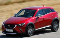 Mazda CX-3. Imágenes