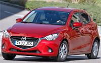 Mazda2 SKYACTIV-G 75 CV. Imágenes.
