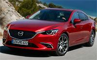 Mazda6. Imágenes exteriores