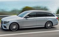Mercedes-Benz Clase E Estate. Imágenes exteriores.