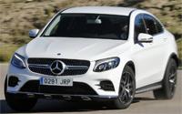 Mercedes-Benz GLE Coupé. Imágenes.