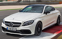 Mercedes-AMG C 63 Coupé. Imágenes
