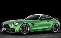 Mercedes-AMG GT R. Imágenes exteriores.