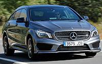 Mercedes-Benz CLA Shooting Brake. Imágenes