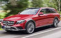 Mercedes-Benz Clase E All-Terrain. Imágenes exteriores.