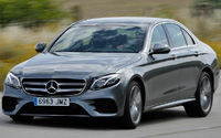 Mercedes-Benz Clase E 220 d. Imágenes exteriores.