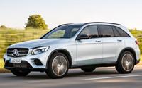 Mercedes-Benz GLC. Imágenes
