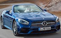 Mercedes-Benz SL. Imágenes