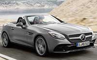 Mercedes-Benz SLC. Imágenes exteriores