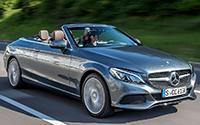 Mercedes-Benz Clase C Cabrio. Imágenes exteriores.