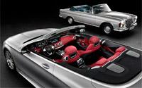 Mercedes-Benz Clase S Cabriolet. Imágenes