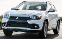 Mitsubishi ASX. Imágenes