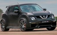 Nissan Juke-R 2.0. Imágenes.