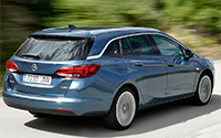 Opel Astra Sports Tourer 1.4 Turbo 150 CV Aut.. Imágenes exteriores.