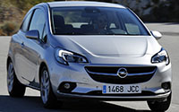 Opel Corsa. Imágenes