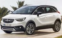 Opel Crossland X. Imágenes exteriores e interiores.