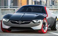 Opel GT Concept. Imágenes
