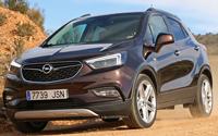 Opel Mokka X. Imágenes exteriores.