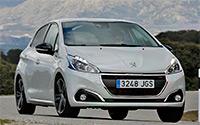 Peugeot 208 5p PureTech 110. Imágenes exteriores.