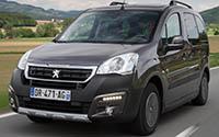 Peugeot Partner Tepee. Imágenes.