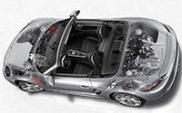 Porsche 718 Boxster. Imágenes