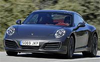 Porsche 911 Carrera S Coupé. Imágenes exteriores.