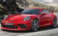Porsche 911 GT3. Imágenes