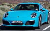 Porsche 911 Carrera. Imágenes exteriores