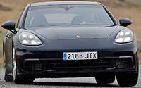 Porsche Panamera. Imágenes exteriores.