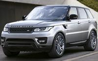 Land Rover Range Rover Sport. Imágenes exteriores.