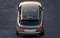 Land Rover Range Rover Velar. Imágenes exteriores.