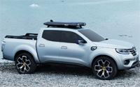 Renault ALASKAN Concept. Imágenes