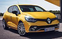 Renault Clio R.S y Clio R.S Trophy. Imágenes exteriores.
