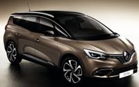 Renault Grand Scénic. Imágenes exteriores.