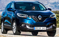 Renault Kadjar. Imágenes