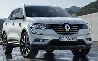 Renault Koleos. Imágenes exteriores.
