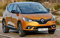 Renault Scénic. Imágenes exteriores.