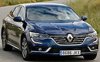 Renault Talisman Energy dCi 130. Imágenes exteriores.