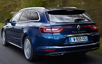 Renault Talisman Sport Tourer. Imágenes exteriores.