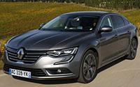 Renault Talisman. Imágenes exteriores